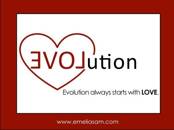 evolutionLOVE