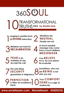 10 Transformational Truths Vol. 2